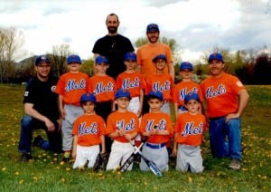 Mets Team - NBLL 2014
