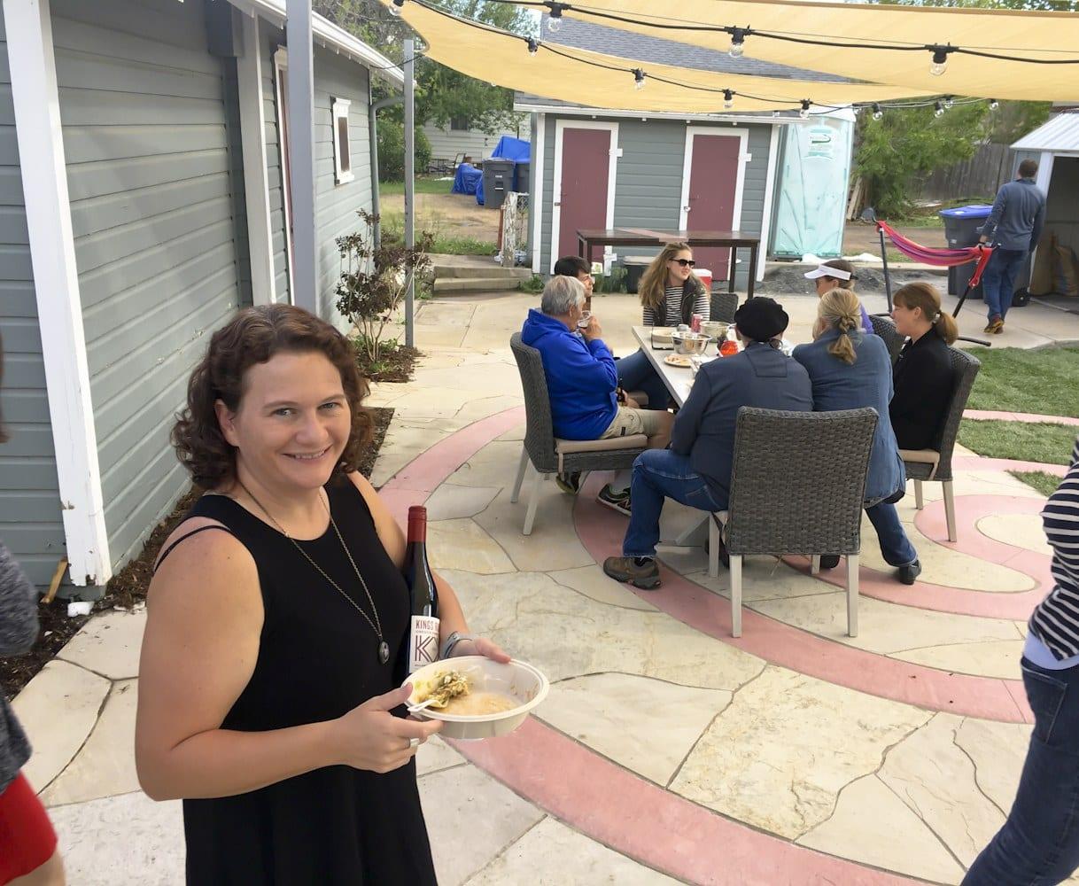 Kristen Combs Party