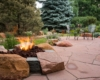 Vogt firepit 600 height