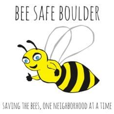 BeeSafe logo bee