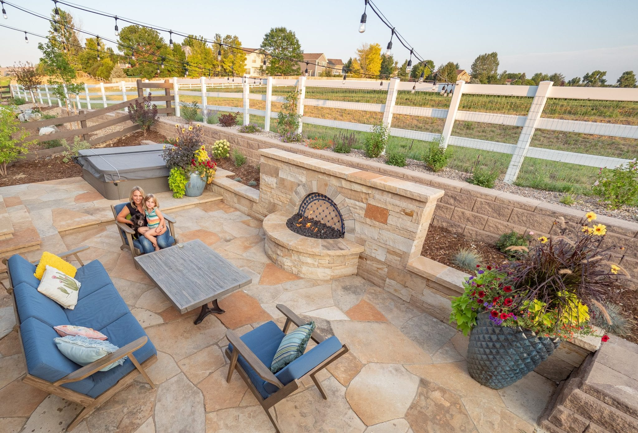 Boulder Landscaping Services For Design Build Projects In Boulder Co