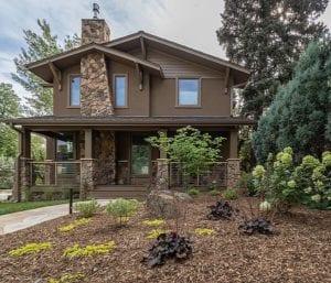 landscape renovation Boulder CO